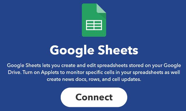 『 【完全図解】ifttt使い方とgoogle_sheetの連携 』 ..グーグルスプレッドシート(google spreadsheet)に接続します。..