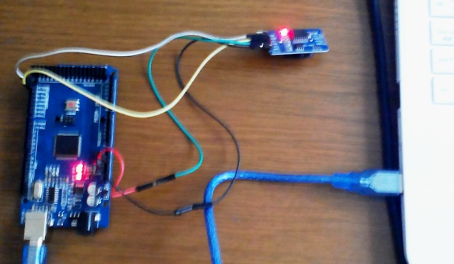 『 【arduinoでrtc】ds3231の時刻合わせ 』 ..簡単ですね。..